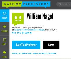 Rate my professor