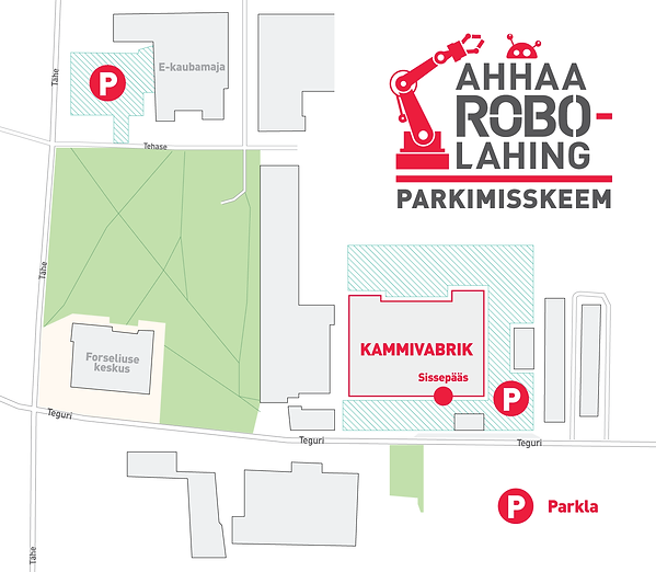 Robolahing parkimine