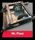 Robolahing 2019 Mr. Pixel