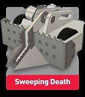 Robolahing 2019 Sweeping Death