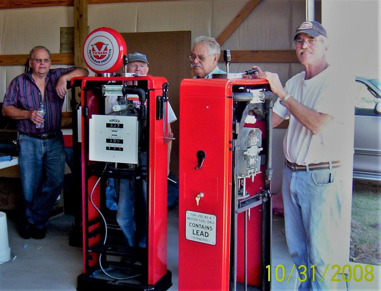 Pump Restoration