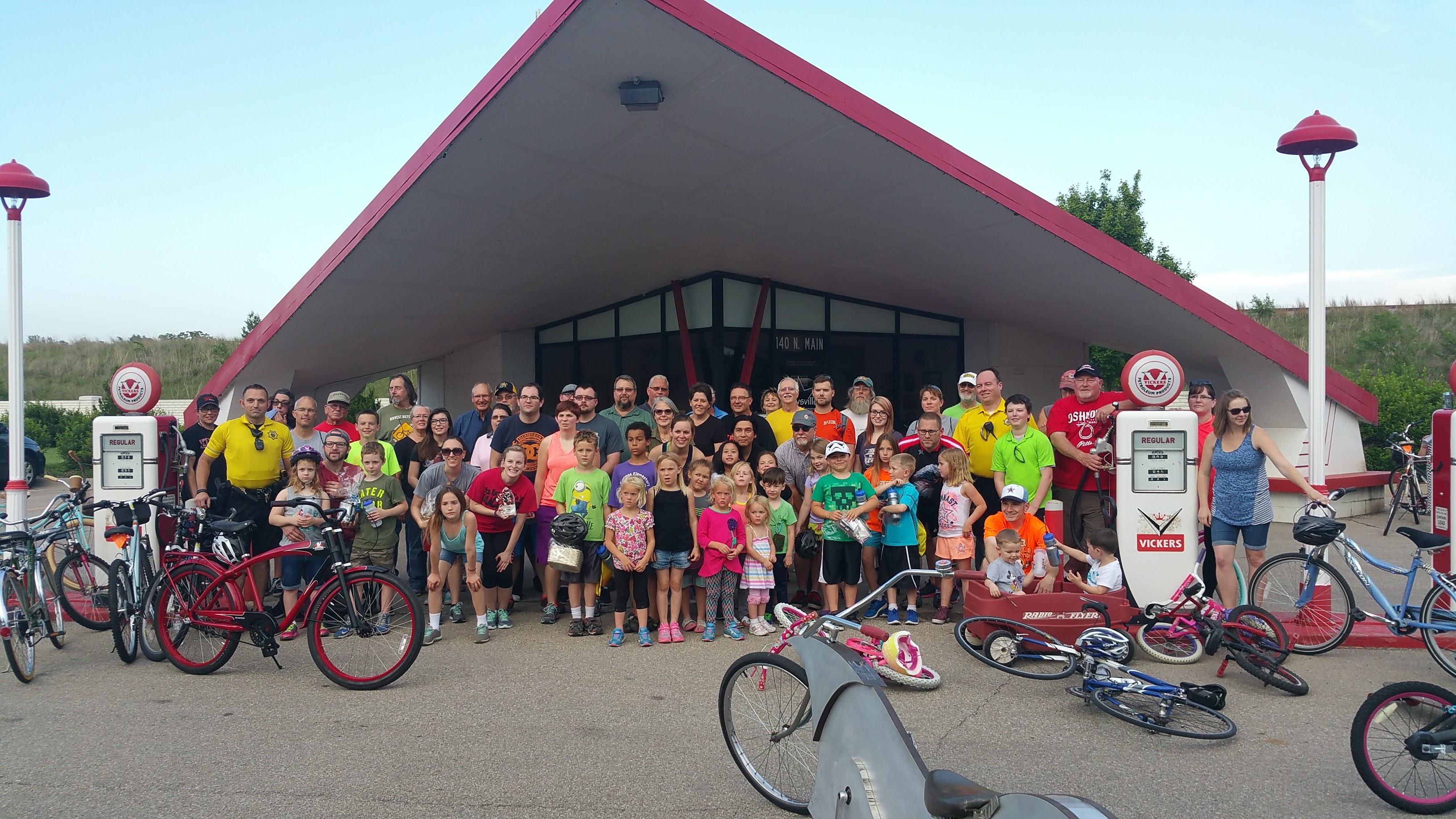 Mayor's Bike Ride