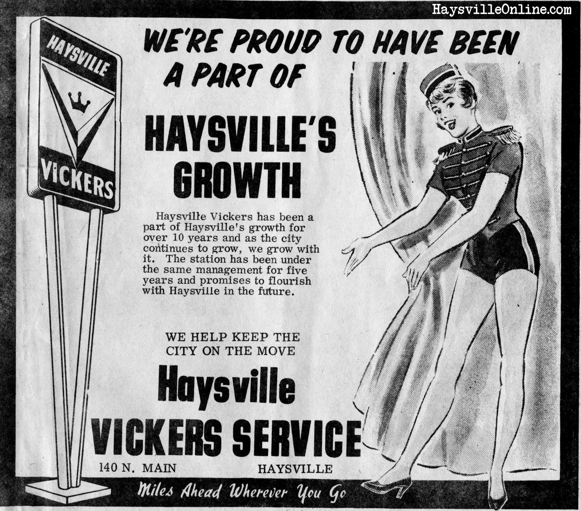 Vickers Ad