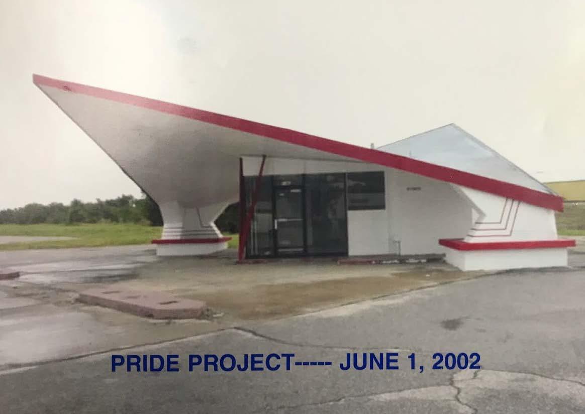 Vickers PRIDE Project 2002