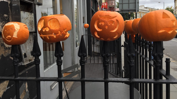 Halloween's Homecoming: Born in England, Perfected in America