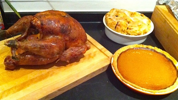 Expat Thanksgiving: Homesickness, Gratitude, and Greed