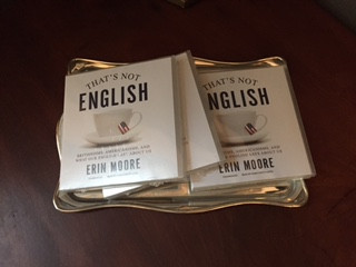 That's Not English--Now Available on Audio