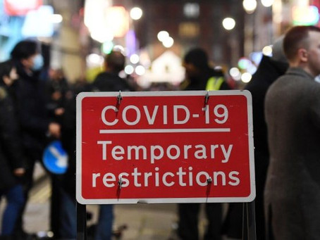 Most Updated Covid-19 Regulations