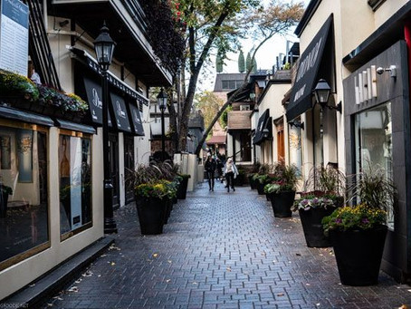 Things to Do Around Bloor-Yorkville