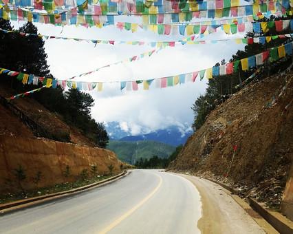 Through to the next pass, Yunnan