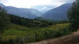 The back roads to Daju, Yunnan