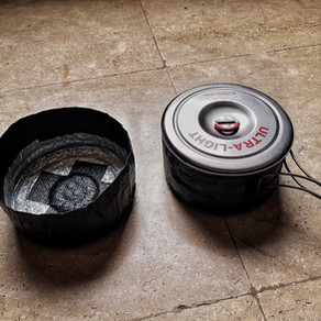 DIY POT COSY - THE ULTIMATE CAMP COOKING ACCESSORY
