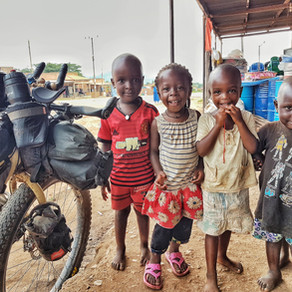 AFRICA: CYCLING CAIRO TO CAPE