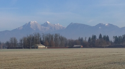 The start of the Alps in Slovenia