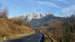 Blue skies in Austria