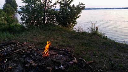 Lake Dusia, Lithuania