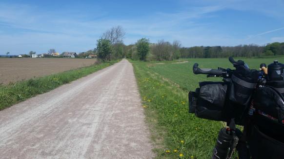 Kattegatleden cycle route, Sweden