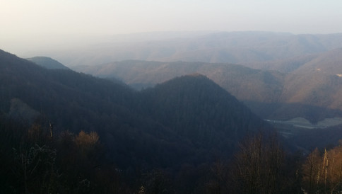 Central mountains, Turkey