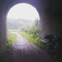 Taking shelter, Sussex