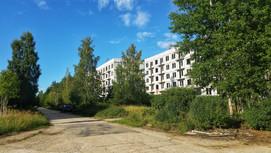 Irbene, Latvia