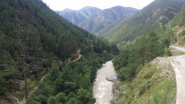 Entering the real Himalayas, northern Yunnan