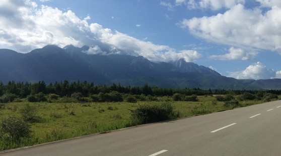 North of Lijiang, Yunnan