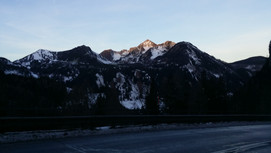 Leaving Slovenia