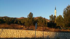 Never far from a minaret, Turkey