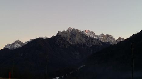 Near the Slovenia/Austria border