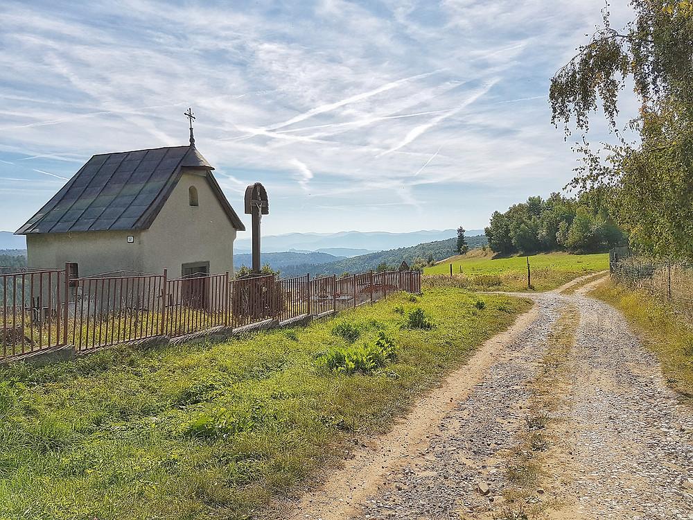 Small roadside churches
