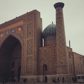 UZBEKISTAN - THE FADED GLORY OF THE SILK ROAD
