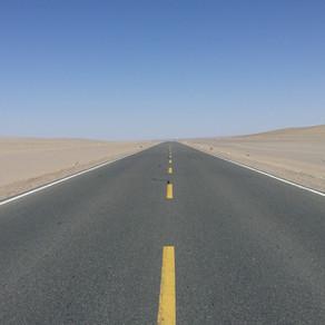 CHINA #3 - THE TAKLAMAKAN DESERT