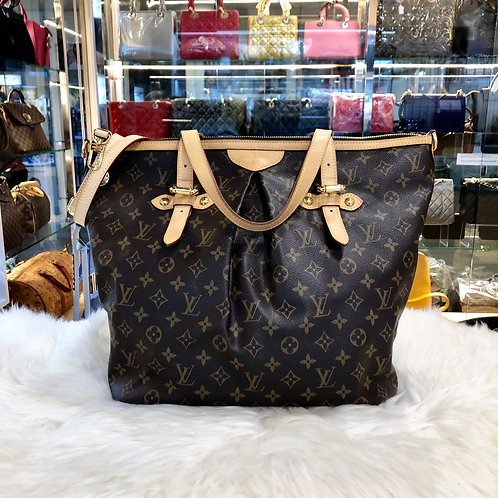 LOUIS VUITTON PALERMO GM MONOGRAM BD0057