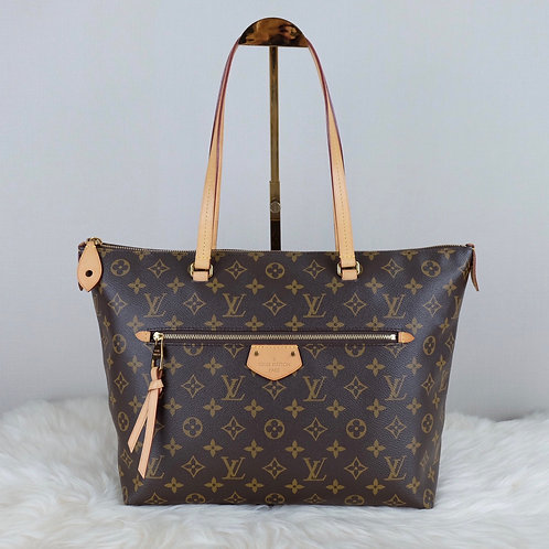 LOUIS VUITTON IENA MM MONOGRAM - MI5107