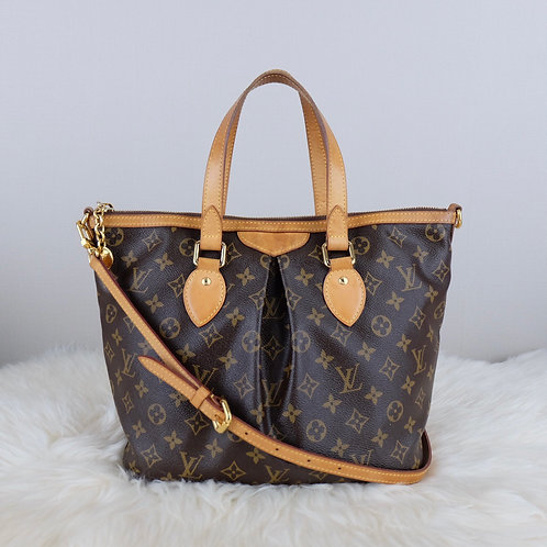 LOUIS VUITTON PALERMO PM MONOGRAM - VI1181