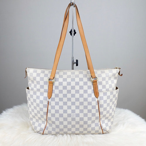 LOUIS VUITTON TOTALLY MM DAMIER AZURE - BD0306