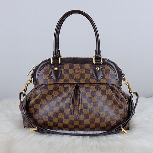 LOUIS VUITTON TREVI PM DAMIER EBENE - TJ1131