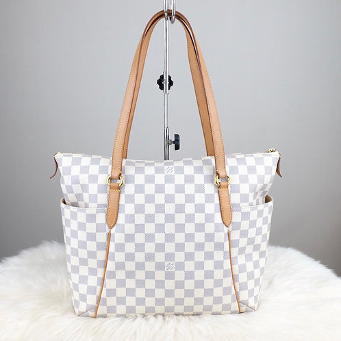 LOUIS VUITTON TOTALLY MM DAMIER AZURE - BD0307
