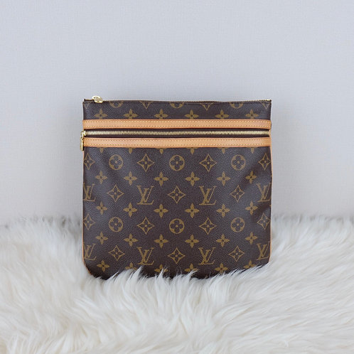 LOUIS VUITTON BOSPHORE POCHETTE MONOGRAM - MI1087