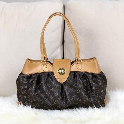LOUIS VUITTON BOETIE MM MONOGRAM - BD0004