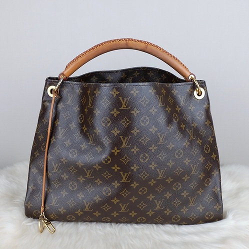 LOUIS VUITTON ARTSY GM MONOGRAM - CA4099