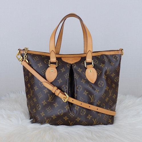 LOUIS VUITTON PALERMO PM MONOGRAM - SR4141