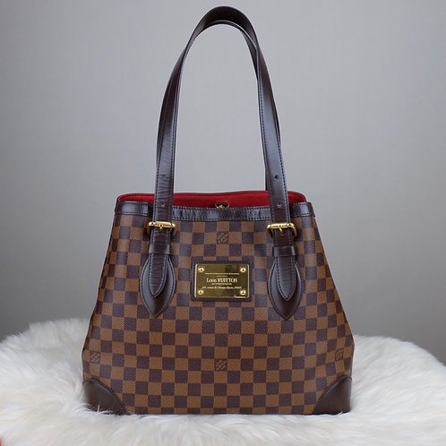 LOUIS VUITTON HAMPSTEAD MM DAMIER EBENE - BD0336