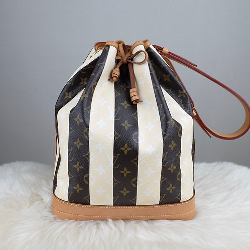 LOUIS VUITTON NOE GM RAYURES LIMITED EDITION - BD0296