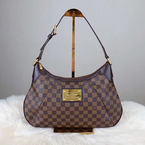 LOUIS VUITTON THAMES GM DAMIER EBENE - MI2181