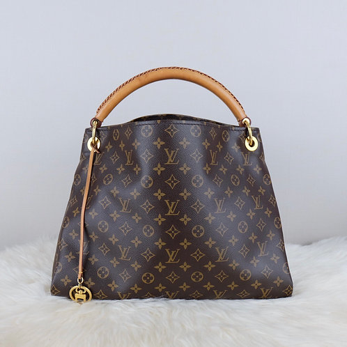 LOUIS VUITTON ARTSY MM MONOGRAM - CA2120