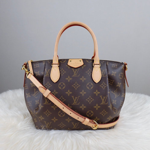LOUIS VUITTON TURENNE PM MONOGRAM - BD0337