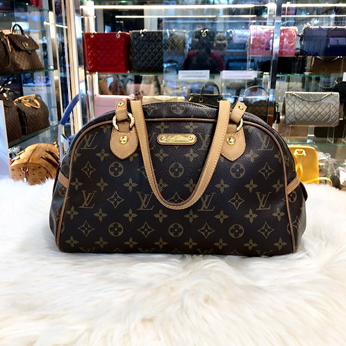 LOUIS VUITTON MONTORGUEIL PM MONOGRAM BD0058