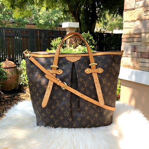 LOUIS VUITTON PALERMO GM MONOGRAM - BD0013