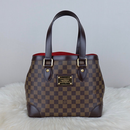 LOUIS VUITTON HAMPSTEAD PM DAMIER EBENE - MI2028